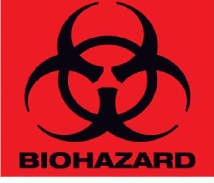 What Is A Biohazard Servpro Of Fresno Northwest